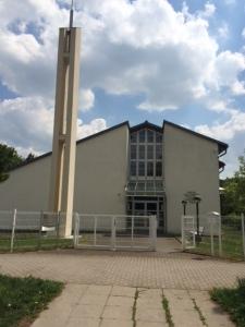 Gemeindehaus Erfurt, Hochheimer Straße 14