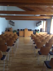 Kapelle im Gemeindehaus Erfurt