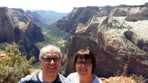 Zion National Park, Observation Point