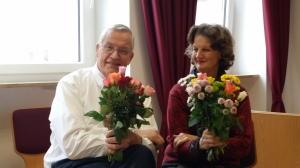 Verabschiedung von Sister und Elder Kunz