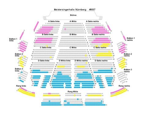 Nürnberg Meistersingerhalle