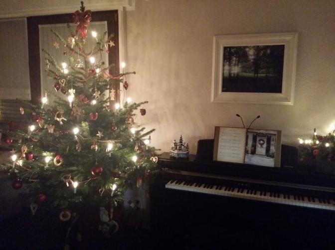 Weihnachtsbotschaft