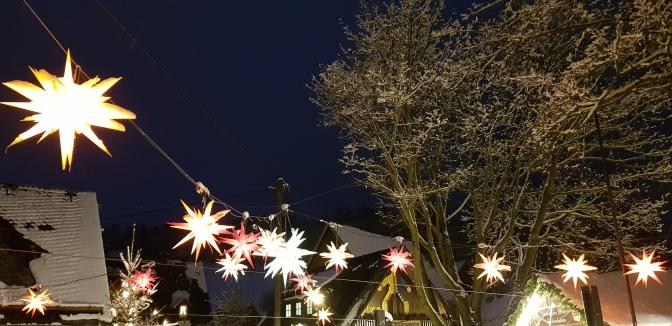 Weihnachts- und Neujahrsbotschaft