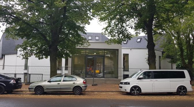 Offenes Haus und Weihung Pfahlzentrum Leipzig vom 4. – 9. September 2018